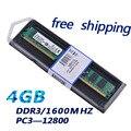 Ddr3 4 ГБ 1600 МГЦ P12800 ОПЕРАТИВНОЙ ПАМЯТИ DDR3 Памяти настольного 1600 4 ГБ оригинальный longdimm