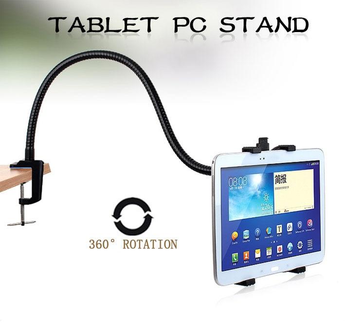 Hot Gimbals Lazy Bedside Bed Desk Bracket Tablet Pc Holder