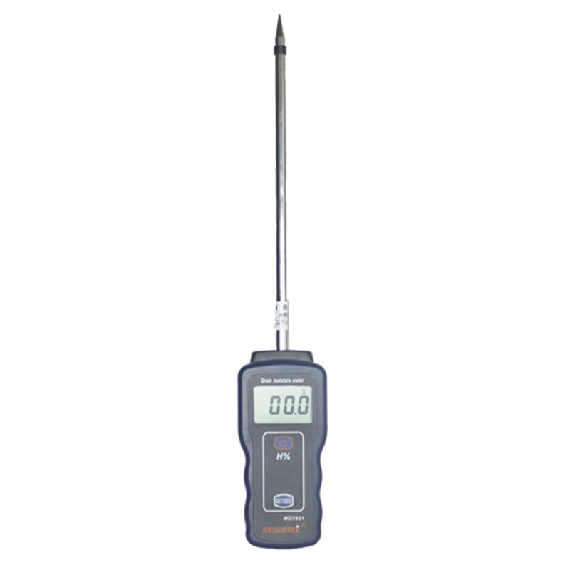 xinbaokeyi MD7821 Integrated digital portable grain moisture meter tester digital tester lcd pork beef lamb chicken moisture analyzer with dm300r portable meat moisture meter