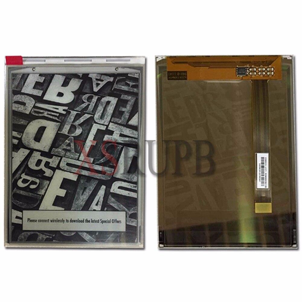 Oryginalny ED060SCG 800*600 dla PocketBook 614 PB614-Y-RU PocketBook 614W E-book reader wymiana wyświetlacza lcd
