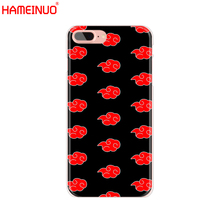 Anime Naruto phone Cover case for iphone X 8 7 6 4 4s 5 5s SE 5c 6s plus