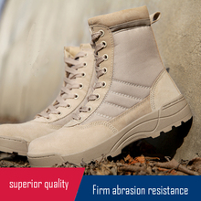 Brand Fishing Waders Security staff special forces shoes SKI Bodyguard women trekking tactical Desert climb combat land boots