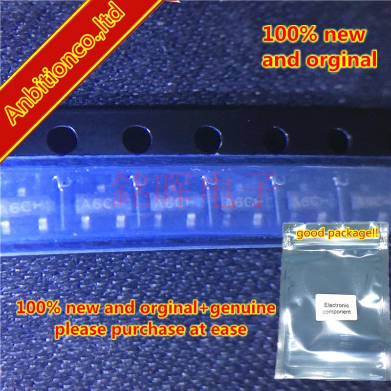 10-20pcs 100% New And Orginal MMUN2213LT1G Silk-screen A6C SOT-23 Bias Resistor Transistor In Stock