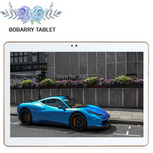 Tablet PC 10.1 pulgadas S108 Octa Core 32G rom 3g 4g de la tableta 4G ram 1280*800 ips android 6.0 gps bluetooth Doble tarjeta sim de Teléfono llamada