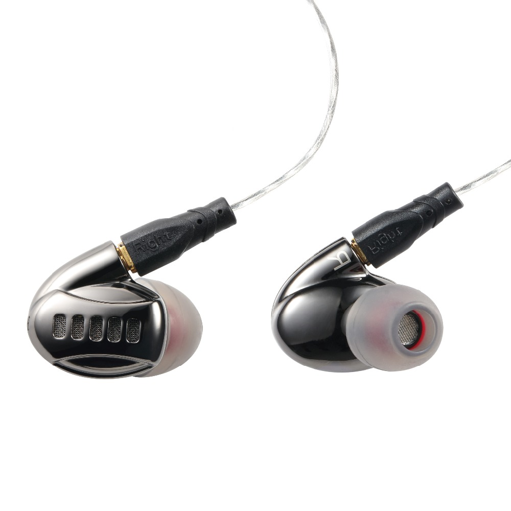 Newest ET2201 Hybrid In Ear Earphone 2BA With 2DD 4Unit HIFI Bass Metal Shell Earphones Headset With Two Replaceable Cables MMCX 2017 rose 3d 7 in ear earphone dd with ba hybrid drive unit hifi monitor dj 3d printing customized earphone with mmcx interface