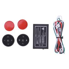 Universal Car Multimedia Steering Wheel Control Multi-function Button 10 Buttons DVD Button Exquisite And Small