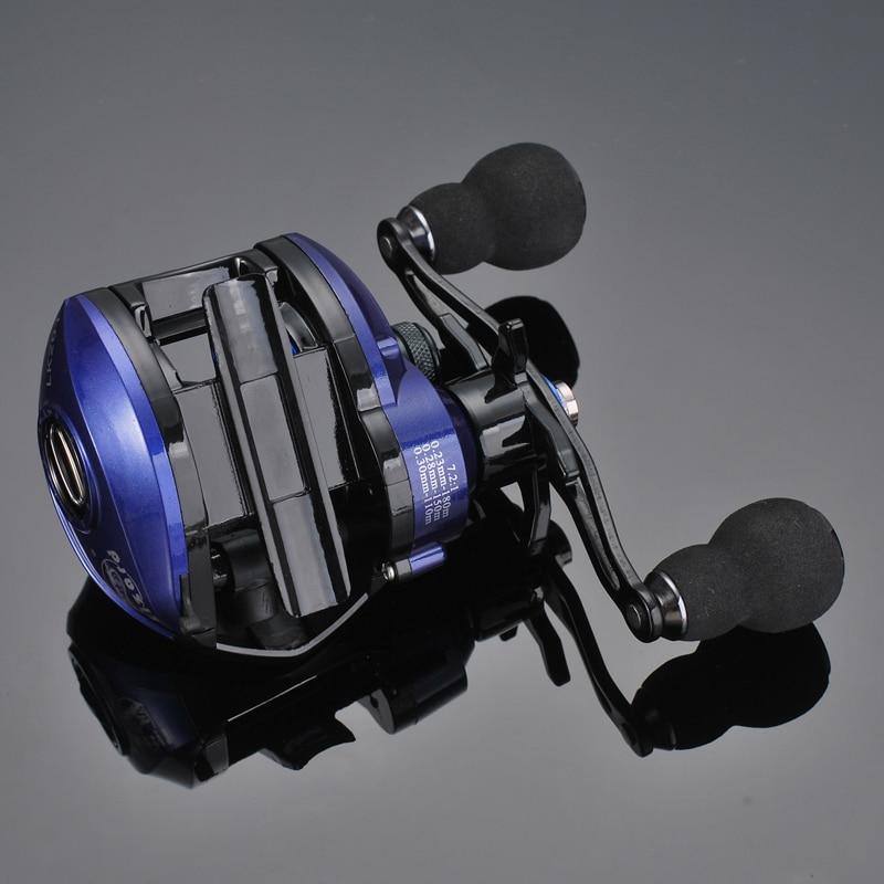 Arremesso Carretel De Pesca para a Pesca de Água Salgada