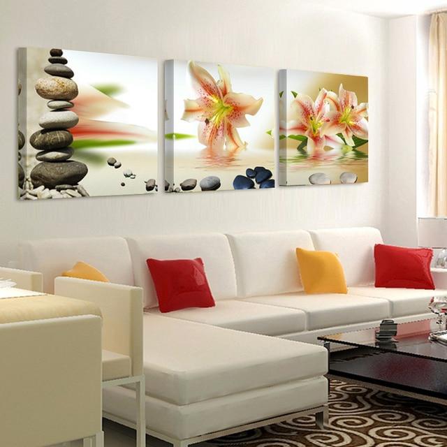 Keine Rahmen Home Decor Leinwand Gemälde Wandbilder Leinwand