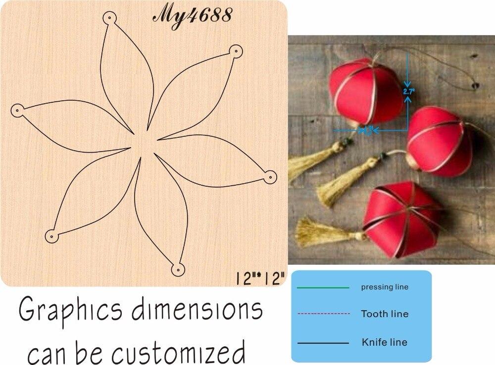 Laterne neue holz form schneiden stirbt für scrapbooking Thickness 15.8mm-in Stanzmesser aus Heim und Garten bei  Gruppe 1