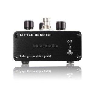 Image 4 - Gấu Nhỏ G3 6N4 J Ống Chân Không Đàn Guitar Bass Overdrive Ổ Tăng Đạp Chân Dập Ly Effector Khuếch Đại