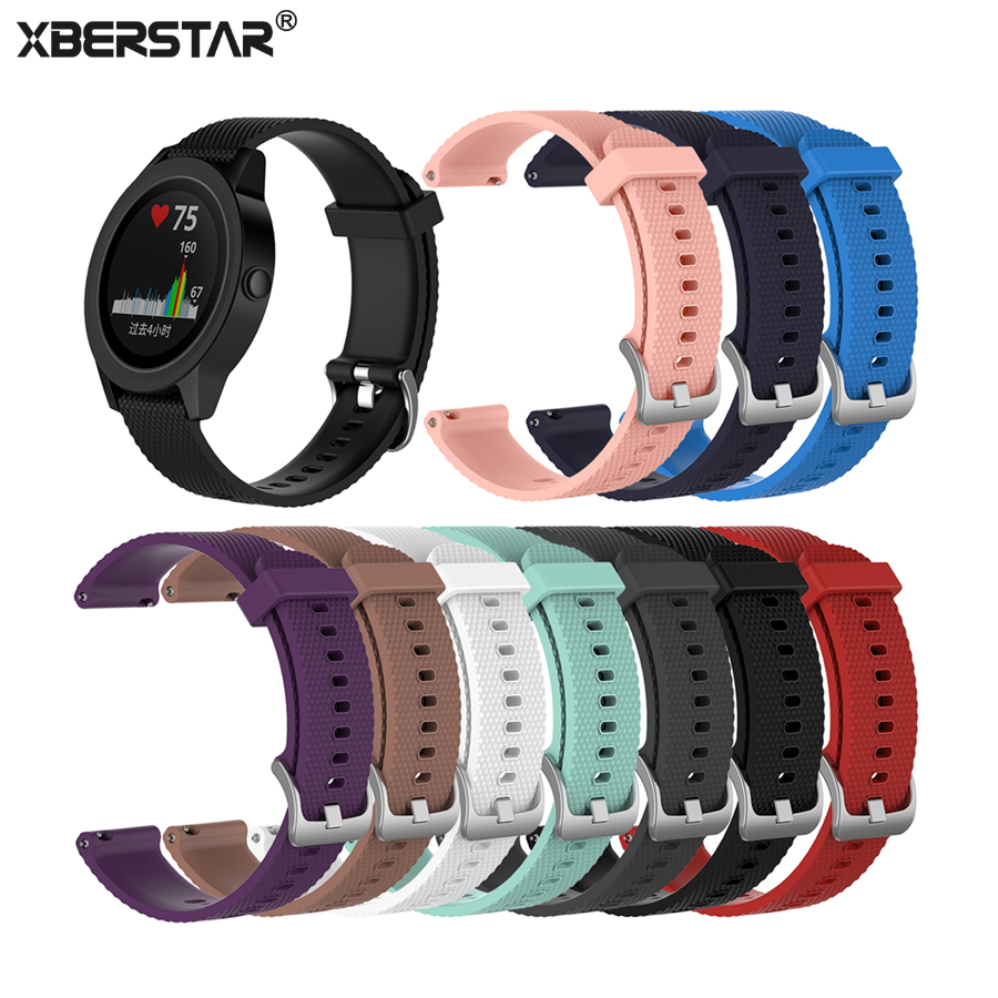 Replacement Watch Band Strap For Garmin Vivoactive 3