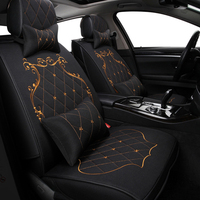 Роскошные элегантные белье Чехол автокресла дышащие удобные для Nissan Qashqai Teana Tiida X tral Примечание автомобилей сиденья