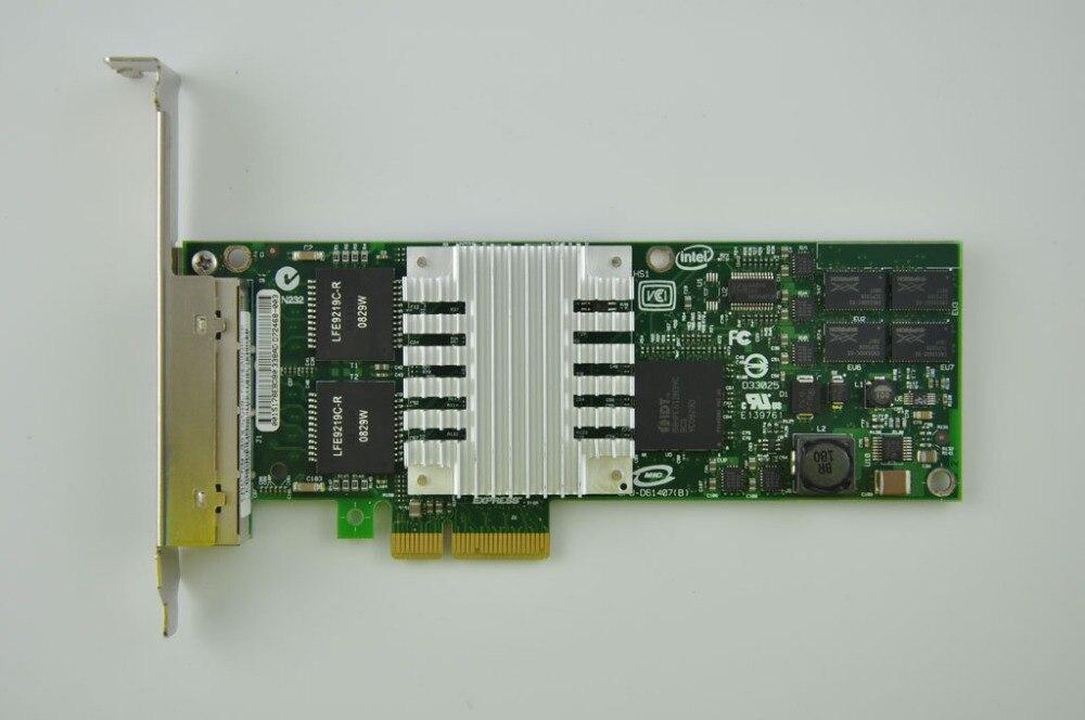 39y6136 39y6138 Quad Порты и разъёмы PCI Express сетевой адаптер 10/100/1000 м сервер 4 X RJ45 сети Интерфейс карточка-новый, гарантия 1 год ...