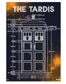 Doctor Who Custom Wall Paper HD Pictures and Printings Hot posters Wall Sticker office home decoration U1-626