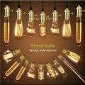 40 W Edison Lâmpada Do Vintage, E27 Luz Retro lâmpada Incandescente A19, G80, G95, ST64, T10, T185, T225, T300, T45, A19, ST58