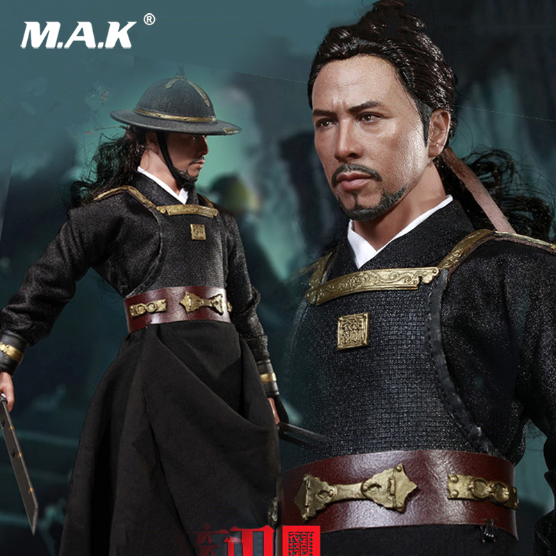 1/6 Scale Toys Works TW002 China Ancient Ming Dynasty imperial guards Commander whole set Collectible Action Figure Doll