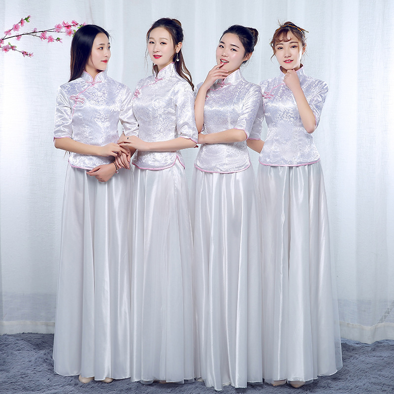 Traditional Wedding Dresses For Bridesmaids Promotion Shop For