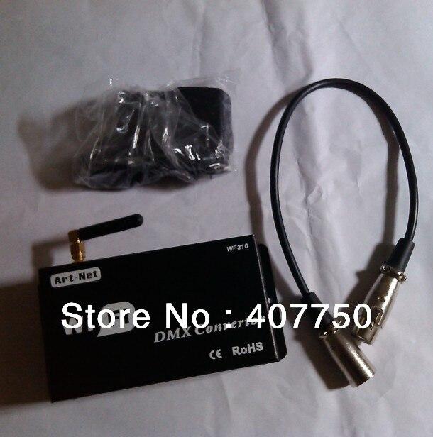 DC 12 V Wifi dmx converter controler WIfi310 model gebruikt voor Iphones en Ipad controle van dmx rgb led verlichting - 2
