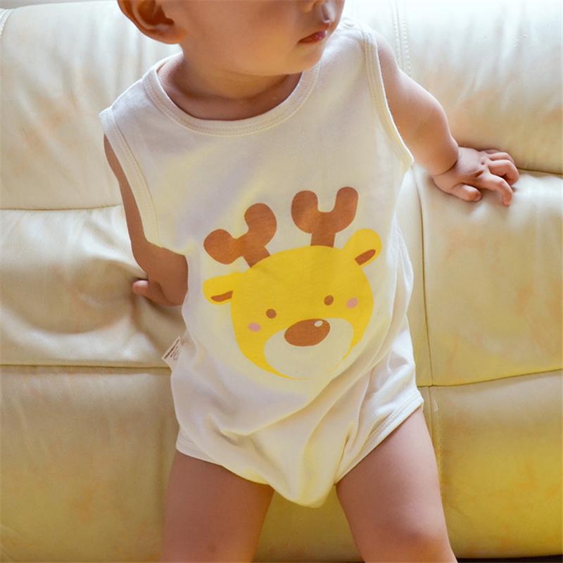 HTB1irM4g2NNTKJjSspfq6zXIFXac - 2 Pcs/set Baby bodysuit Baby girl boy clothes for newborn Organic cotton baby clothing children christmas jumpsuit sleepwear