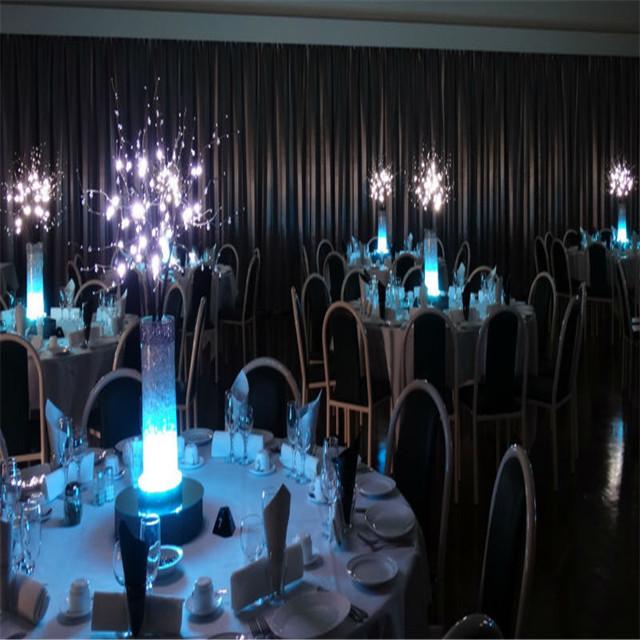 Decorative 10pcs LED Vase Light