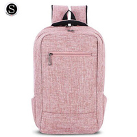 Senkey Style Luxury Designer Backpack Women Famous Brands 2017 School Bags For Teenagers Women Bags Canvas