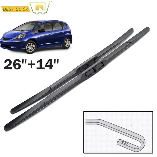 Honda fit wipers