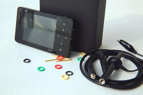 Cover for DSO212 mini digital oscilloscope O1101 1pcs Colorful Silicon Case