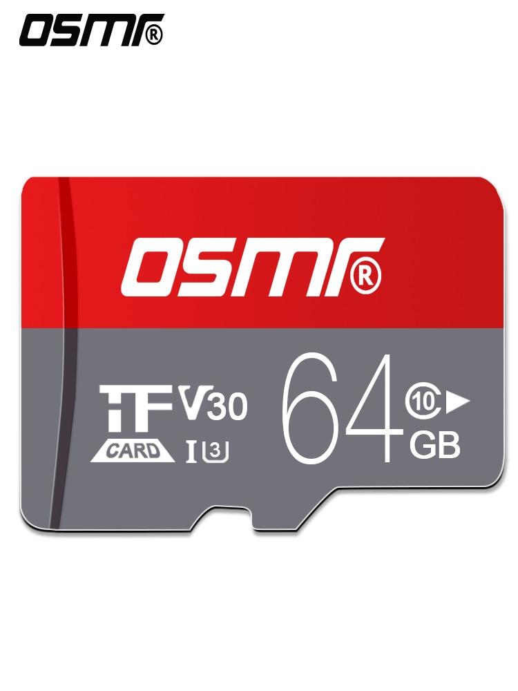 R0W Wholesale Microsd Card 32GB C10 16gb 8gb MINI TF Card Flash CARD Micro Sd Card128gb 64GB For MP3/4 /camera Memory Sd Card