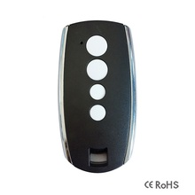 4 Buttons Smart Wireless Control Black Home Improvement Fami
