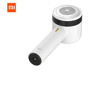Xiaomi Deerma المحمولة مزيل الوبر الشعر الكرة المتقلب سترة مزيل 7000r/دقيقة المحرك الانتهازي أخفى لزجة الشعر أنبوب
