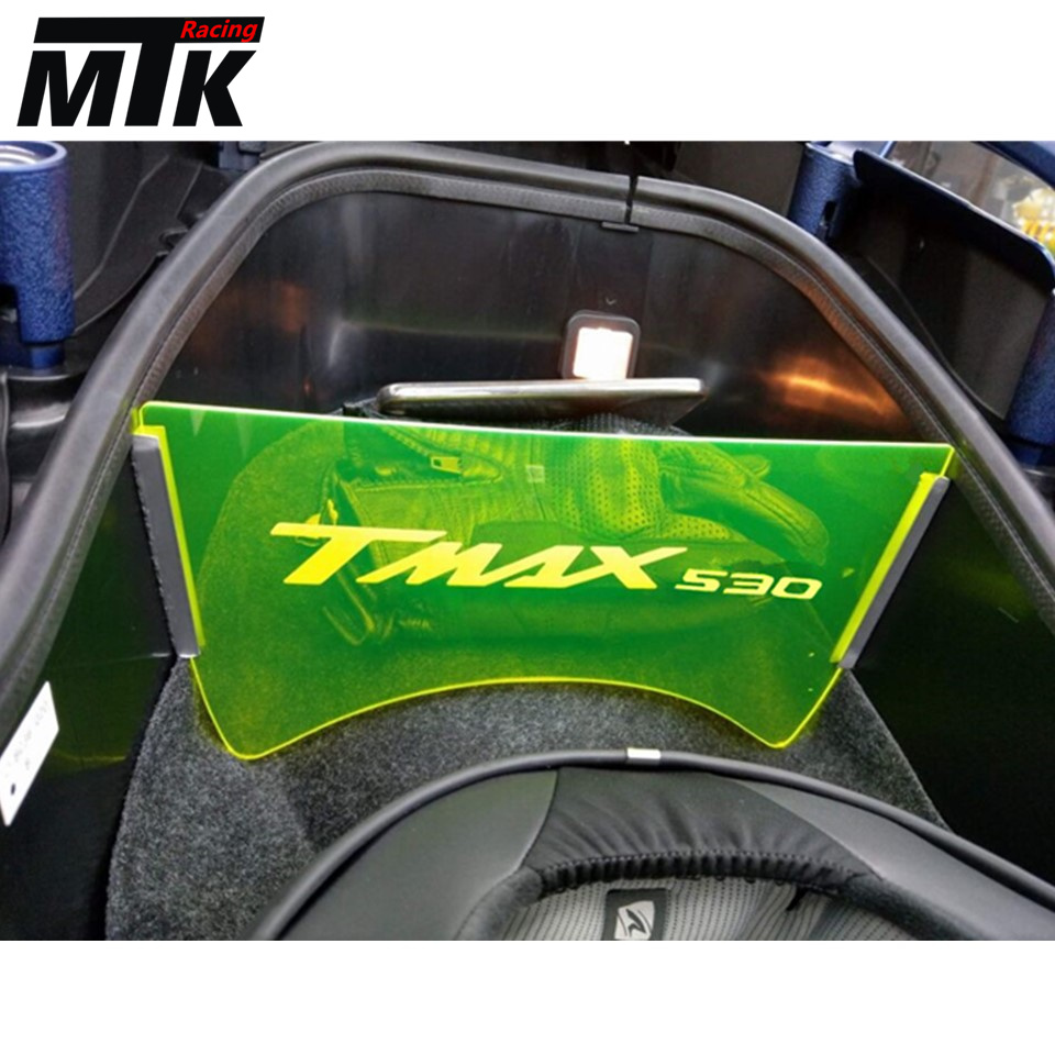MTKRACING New Luggage compartment car Compartment partition placed isolation board TMAX For Yamaha tmax 530 2017 new e000 22070 isolation transformer three phase isolation transformer pcb max 500v