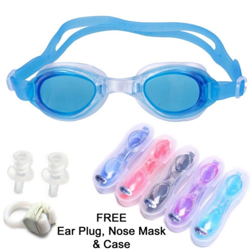 Boy's Accessories Adult Kids Elastic Anti-fog Waterproof Uv Protection Goggle Glasses Hot Apparel Accessories