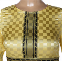Africaine Top Fashion Polyester African Riche Dresses