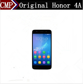 "HuaWei Honor 4A 4G LTE Cell Phone Quad Core Android 5.1 5"" IPS 1280X720 2GB RAM 8GB ROM 8.0MP Camera Dual Sim"