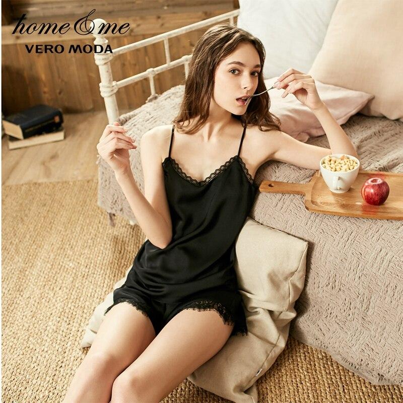 Vero Moda Women's Spring Lace Splice Camis Sun-top | 31916Y507