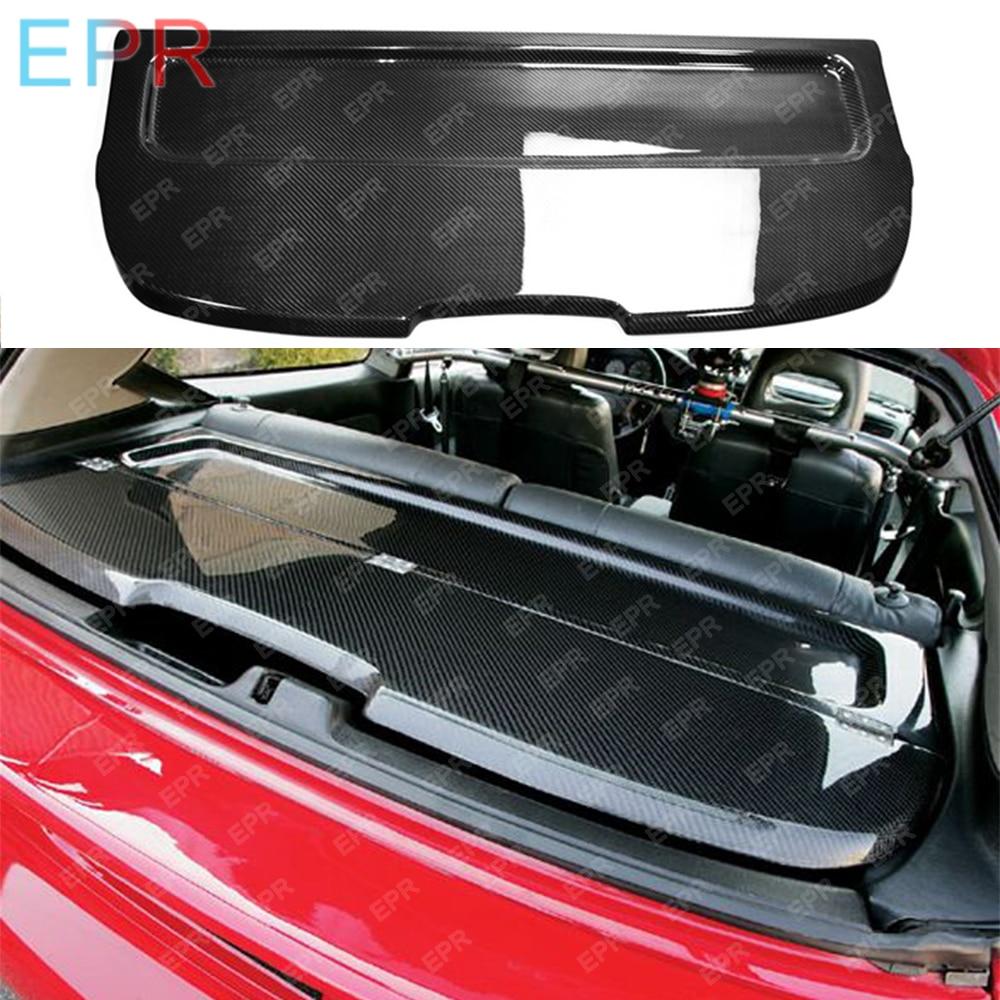 Civic Carbon Fiber Hatch Rear Cargo Trunk