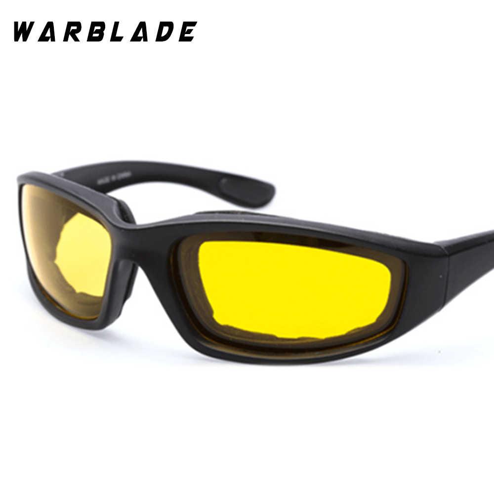 8010ba3893 Gafas de sol de visión nocturna de día de marca, gafas de conducción de luz