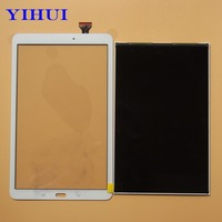 YIHUI Touch Screen Digitizer Glass LCD Display Panel Replacement Parts For Samsung Galaxy Tab E 9
