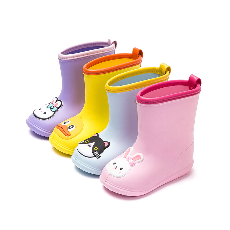 Childrens Waterproof Rain Boots 2019  New Fashion Childrens Shoes EVA  Kids Baby Girl Cartoon Water Shoes Kids RainbootsChildrens Waterproof Rain Boots 2019  New Fashion Childrens Shoes EVA  Kids Baby Girl Cartoon Water Shoes Kids Rainboots