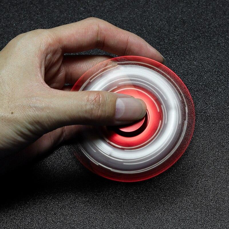 Fidget Spinner fidget sofisticado de alta velocidade Material : Metal