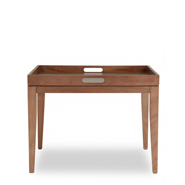 Direct Ash Wood Frame Coffee Table Corner A Few Square Side Tray Racks Modern Minimalist Scandinavian Furniture
