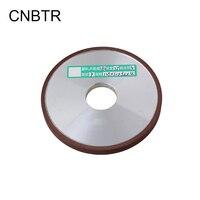 Durable Diamond Coated Parallel Grinding Wheel Diameter 125mm Hole 32mm