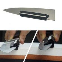 Melhor venda quente apontador de faca ângulo guia pedra amolar para afiar casa vivendo acessórios práticos ferramentas