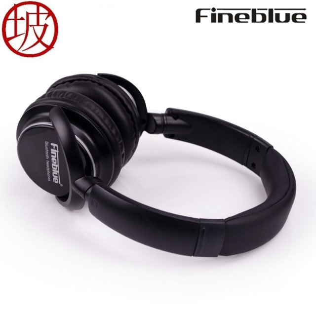 0b0bd336252 Portable Fineblue FHD-8000 Wireless headphones Stereo Lightweight Bluetooth  earphones with Microphone for Phone Computer