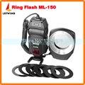 Godox ML-150 Macro Ring Flash Light Studio Camera Flash For Canon Nikon Pentax Olympus DSLR cameras Flash Fast Shipping