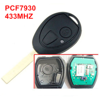 Genuie 2 Buttons Remote Key For Land Rover 433MHZ