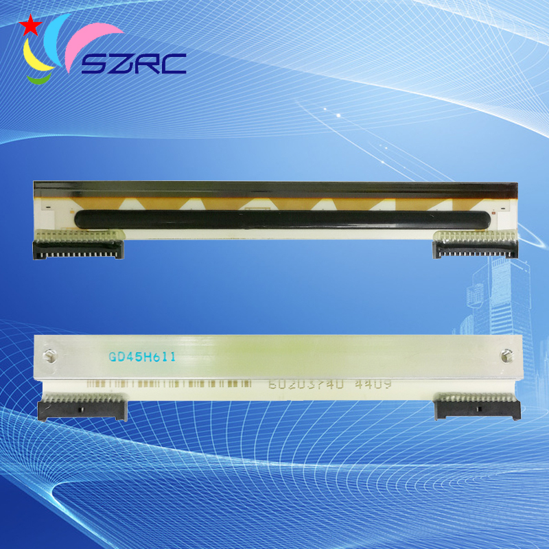 High quality Original Thermal Print Head Compatible For zebra TLP2844 LP2844 GK888T GK888CN 888TT Printhead
