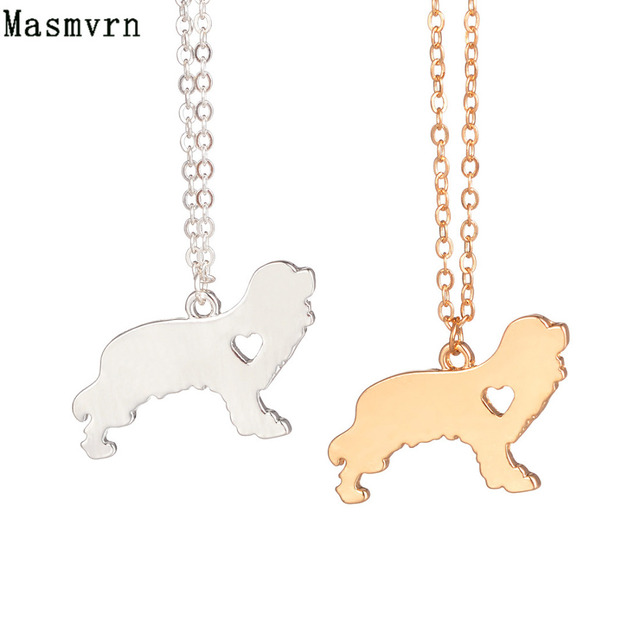 Statement Cavalier King Charles Spaniel Custom Breed Necklace Pendant Pet Choker Jewelry Personalized Dog Gift For Women Men