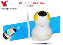 YobangSecurity 960p Home Surveillance Camera Wifi Wireless IP Camera Built in Microphone with Motion Detection, Remote Viewing