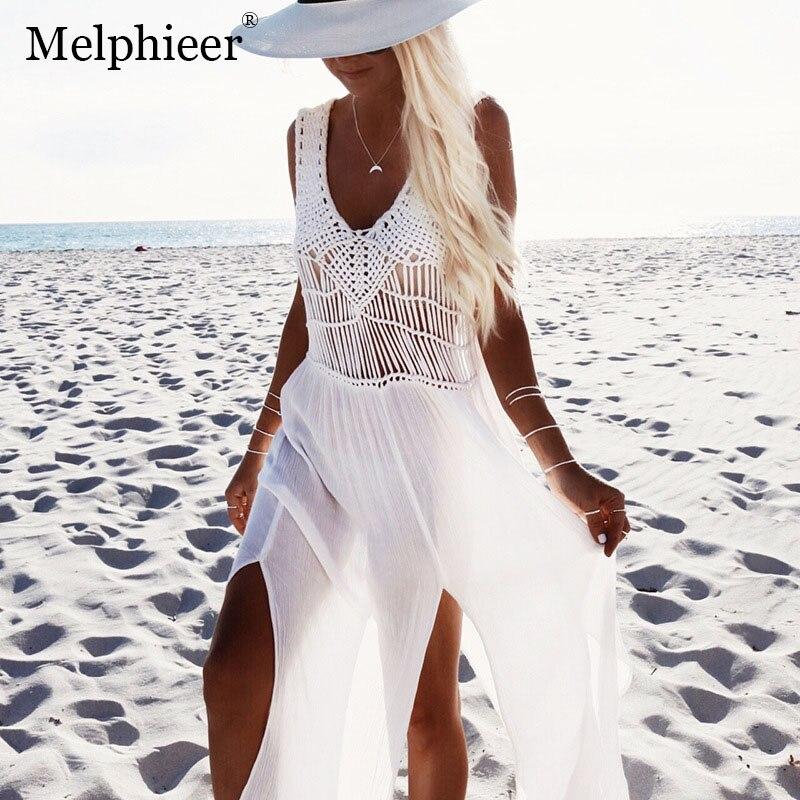 Sexy white beach cover up bikini swimwear cover up vestido de verano las mujeres falda de la playa cubre sube playa crochet cover up Chanclas transpirables de verano para hombre, chanclas Boca de pescado para la playa, chanclas para hombre, sandalias ligeras de color blanco hueso, Yeez de talla grande 35-46